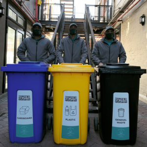 Clearer Conscience recycling and waste management solutions