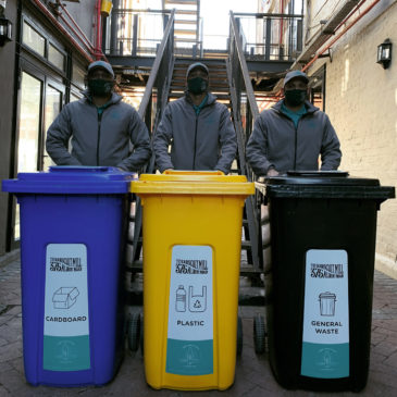 In 2008 it wasn't easy to #recycle in #CapeTown.