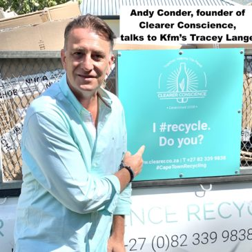 Clearer Conscience: Cape Town recycling service uplifting worthy charities and causes